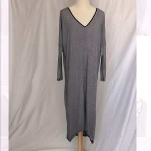 COTTON ON stretchy knit long sleeve maxi SIZE S